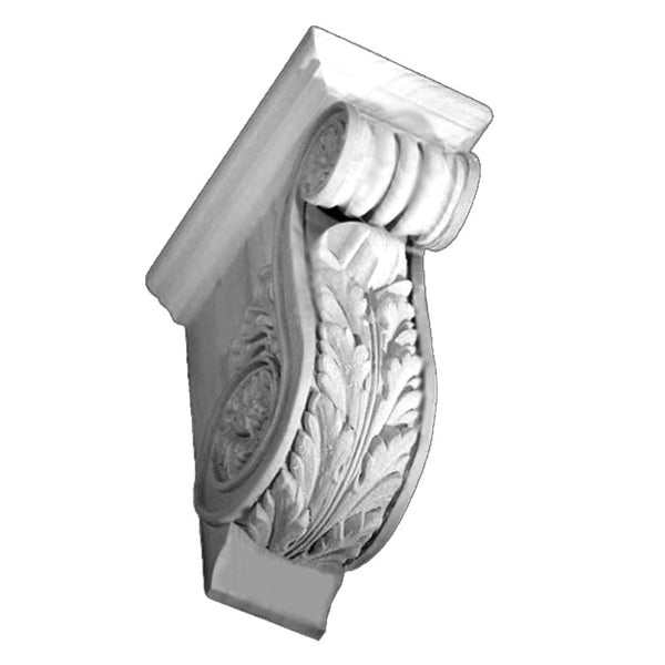 Item # CRB-5808P-PL-2 - Purchase Ornate Premium Plaster Corbels with Classical Details and Over 150 Years Old