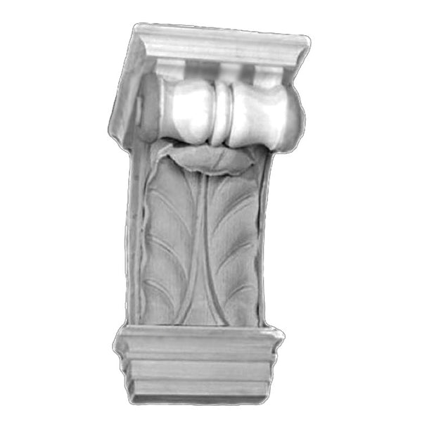 Item # CRB-0518P-PL-2 - Purchase Ornate Premium Plaster Corbels with Classical Details and Over 150 Years Old