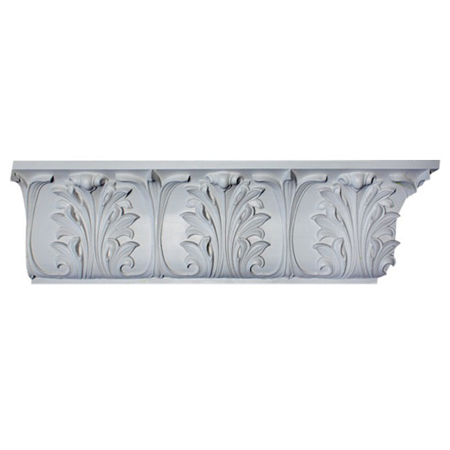 Roman Style Crown Molding Design - [Plaster Material] - Brockwell Incorporated
