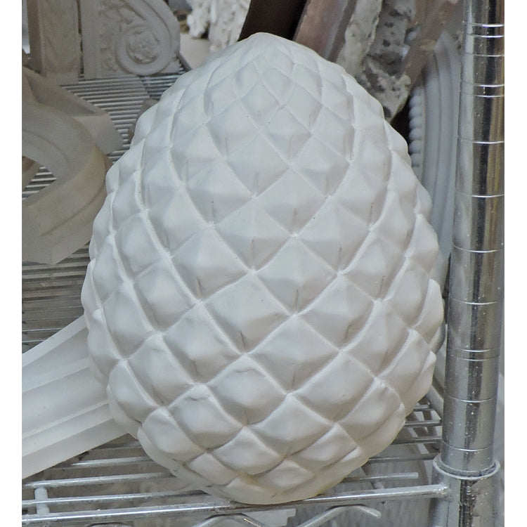 Beautiful Plaster Pineapple Finial Designs by Brockwell Incorporated