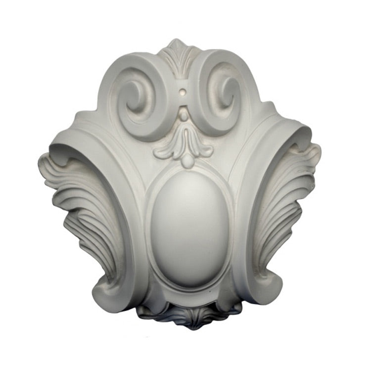 Purchase Decorative Plaster Shield Accents - Item