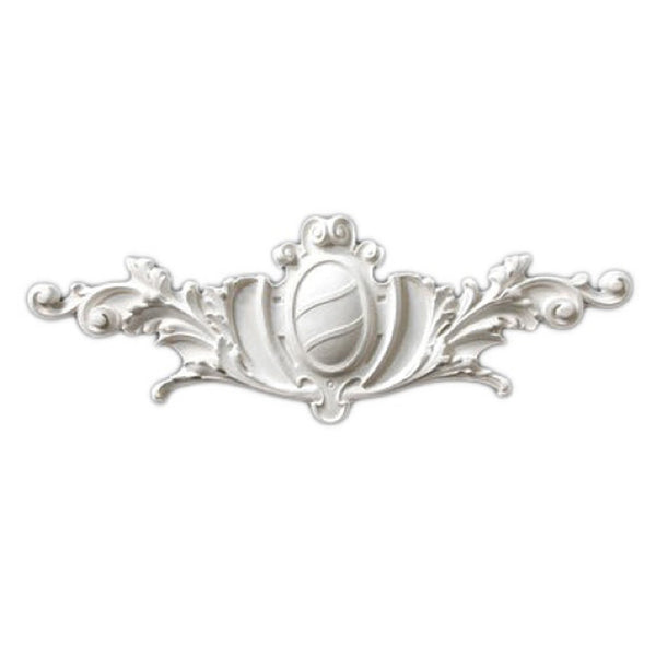 Purchase Decorative Plaster Shield Accents - Item # SHD-40172-PL-2 from Brockwell Incorporated
