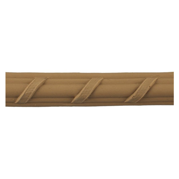 "1-3/16""(H) x 1/2""(Relief) - French Ribbon Reeded Linear Molding Design - [Compo Material] Online from Brockwell Incorporated"