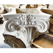 Scamozzi Plaster Pilaster Capital for Interior Projects - Brockwell Incorporated
