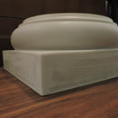 Replacement Tuscan Order Fiberglass Composite Column Base from Brockwell Incorporated