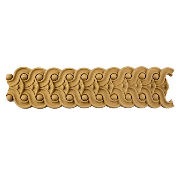 Resin Weave Moldings for Wood Cabinetry - Buy Online - Brockwell Incorporated - MLD-0518-CP-2