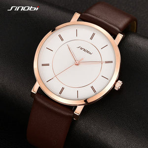 Ultra Thin Casual Watch