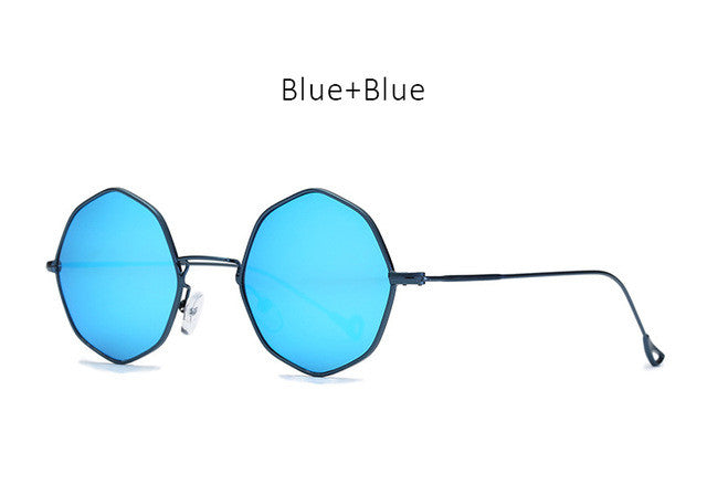 New Hippie Round Sunglasses