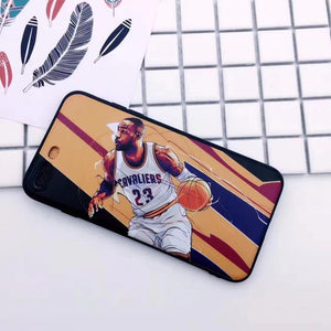Lebron Basketball Soft Case