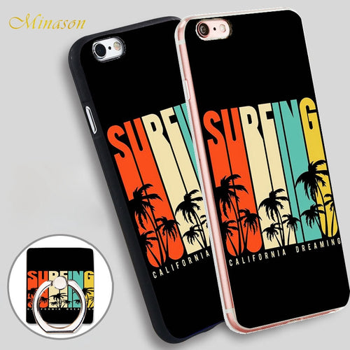 Surfing California Case