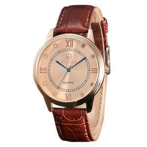 Mens Slim Band Watch