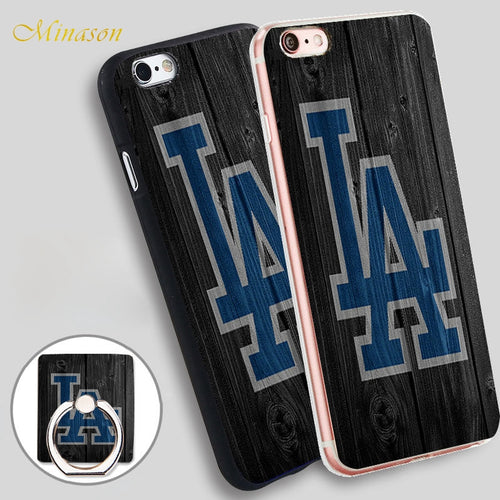 LA dodgers Soft Case