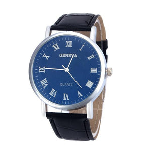 Band Analog Quartz Watch
