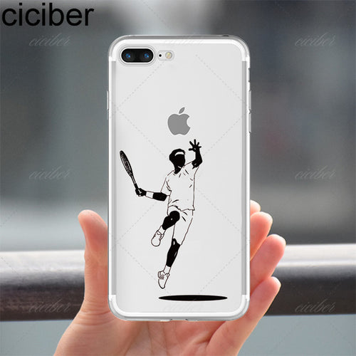 Tennis Apple Case