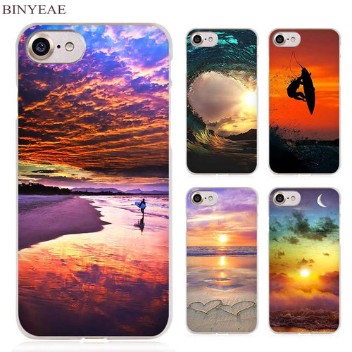 Surfing Sunset Case