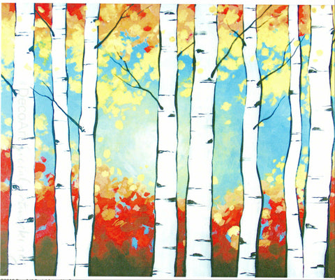 """Birch Trees""    7:00 pm Saturday, February 9th, 2019"