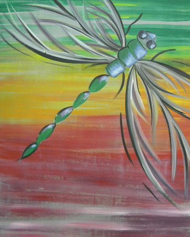"""Dragonfly""   2:00 pm Sunday, June 17, 2018"