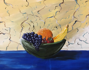 """Fruit Bowl""   2:00 pm Saturday, August 25, 2018"