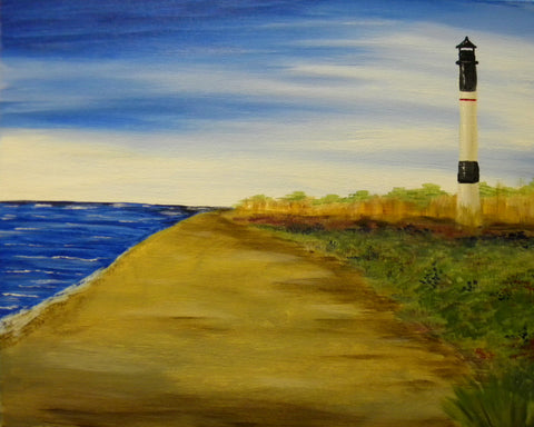 """Lighthouse"" 7:00 pm Saturday, February 3, 2018"