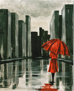 """The Red Umbrella""    7:00 pm Saturday, June 22th, 2019"