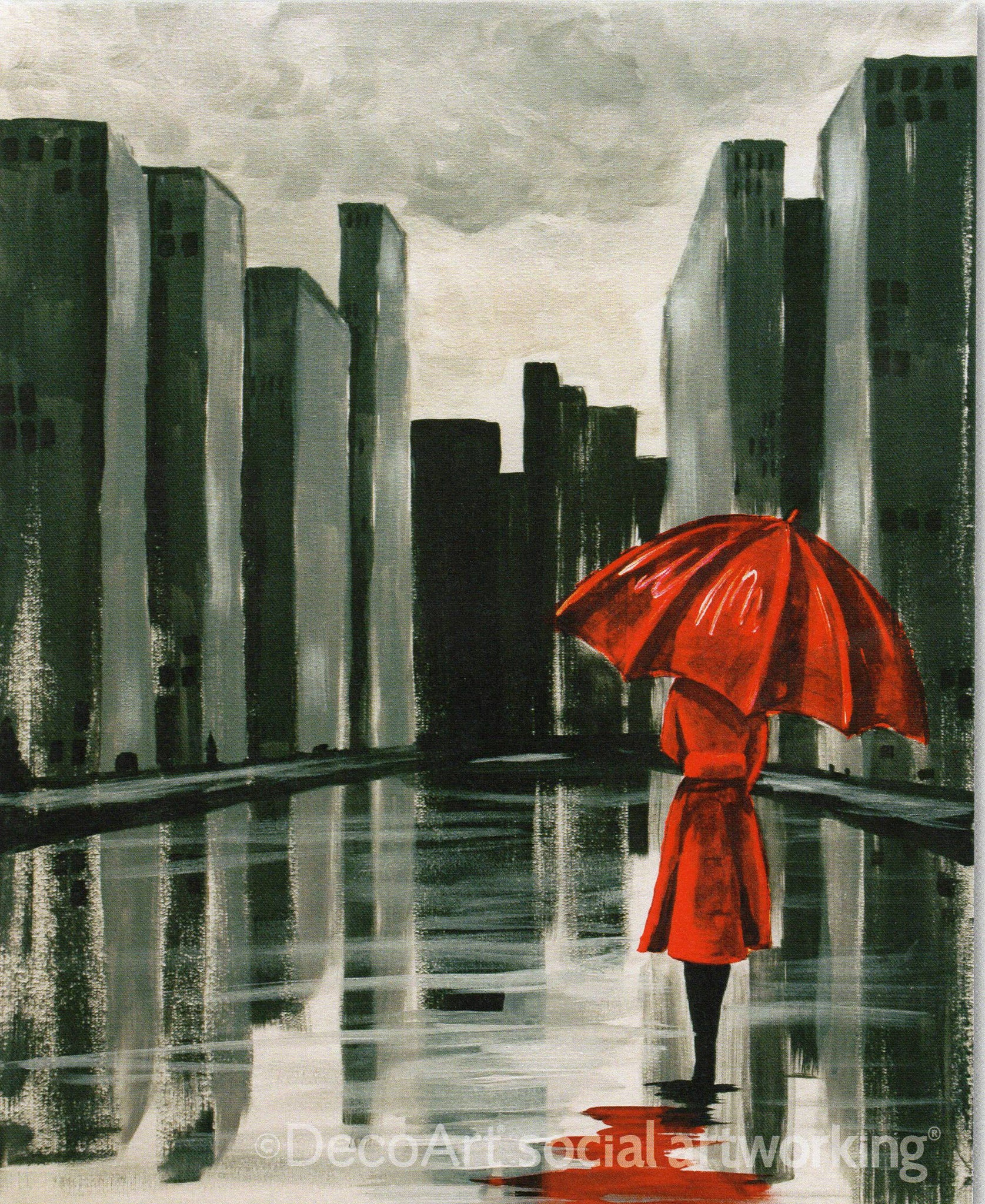 """The Red Umbrella""    7:00 pm Thursday, February 14th, 2019"