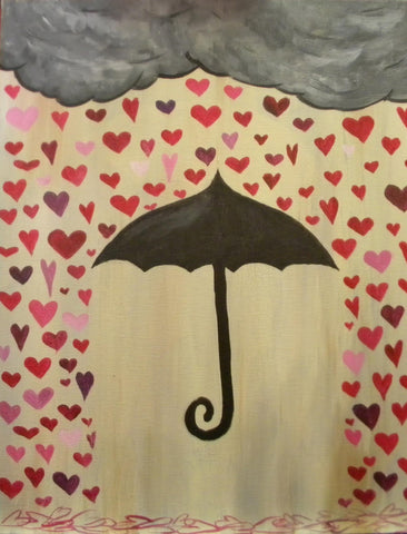 """Love Showers""    7:00 pm Saturday, February 10, 2018"