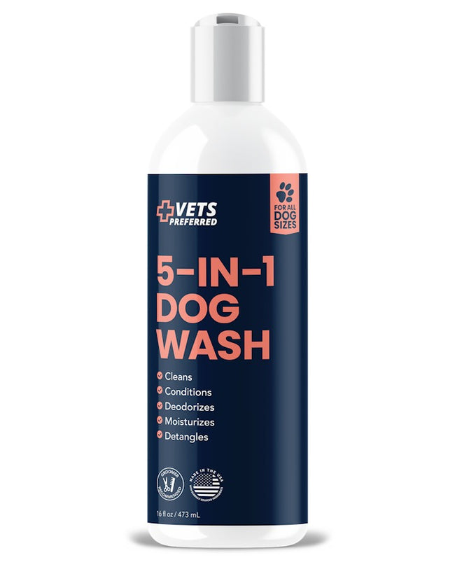 5-in-1 Pet Wash