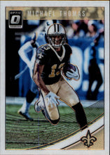 2018 Donruss Optic New Orleans Saints Team Set