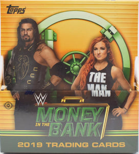 2019 WWE Money in the Bank