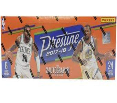 2017-18 Panini Prestige Basketball Hobby Pack - Sports Cards Direct