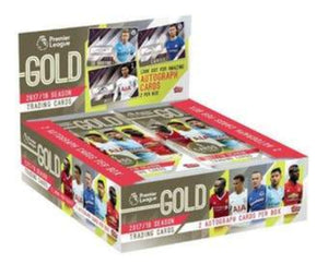 2017-18 Topps Premier Gold Soccer - Sports Cards Direct