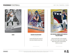 2017 Panini Phoenix Football - Sports Cards Direct