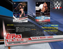 2017 Topps WWE Then, Now, Forever Wrestling - Sports Cards Direct