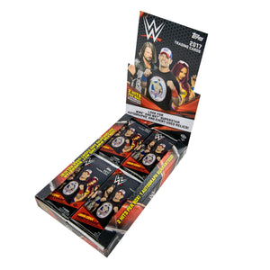 2017 Topps WWE Wrestling - Sports Cards Direct