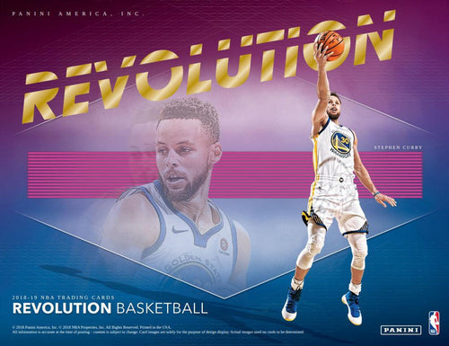 2018-19 Panini Revolution Basketball