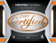 2018 Panini Certified Football - Sports Cards Direct
