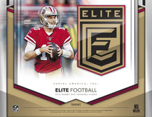 2018 Panini Donruss Elite Football Hobby Pack - Sports Cards Direct