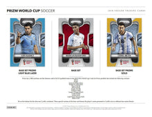 2018 Panini Prizm FIFA World Cup Soccer Hobby Pack - Sports Cards Direct