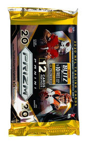 2020 Panini Prizm Football Hobby Pack