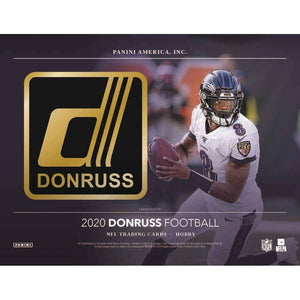 2020 Panini Donruss Football Hobby Pack