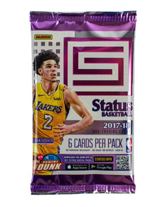 2017-18 Panini Status Basketball - Sports Cards Direct