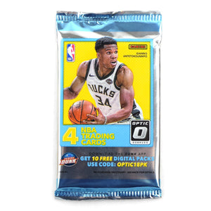 2017-18 Panini Donruss Optic Basketball Retail Pack
