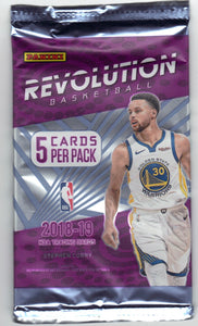 2018-19 Panini Revolution Basketball Hobby Pack