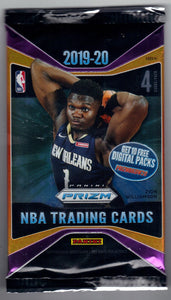 2019-20 Panini Prizm Basketball (Retail)