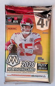 2020 Panini Mosaic Football Blaster Pack