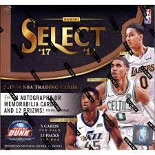2017-18 Panini Select Basketball - Sports Cards Direct