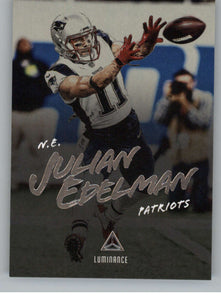 2018 Luminance New England Patriots Team Set