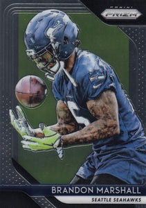 2018 Prizm Seattle Seahawks Team Set