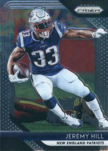 2018 Prizm New England Patriots Team Set