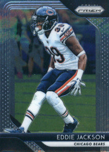 2018 Prizm Chicago Bears Team Set